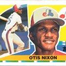 1990 Topps Big 279 Otis Nixon