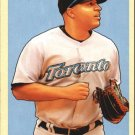 2009 Upper Deck Goudey #195 Vernon Wells