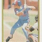 1990 Bowman 116 Spike Owen