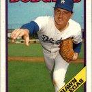 1988 Topps 455 Shawn Hillegas