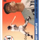 2006 Topps Mantle Home Run History #174 Mickey Mantle