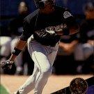 1993 Leaf 312 Alex Cole