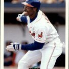 1997 Score 157 Kenny Lofton