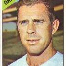 1966 Topps 136 Woody Held
