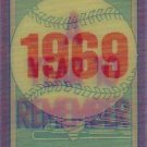 1989 Score - A Year to Remember 38 New York Mets: 1969