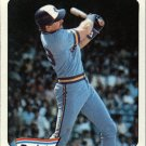 1985 Drake's 33 Robin Yount