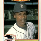1985 Topps Glossy All-Stars 14 Lou Whitaker