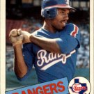 1985 Topps Traded 82T Oddibe McDowell