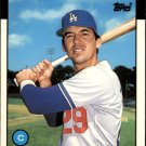 1986 Topps Traded 116T Alex Trevino