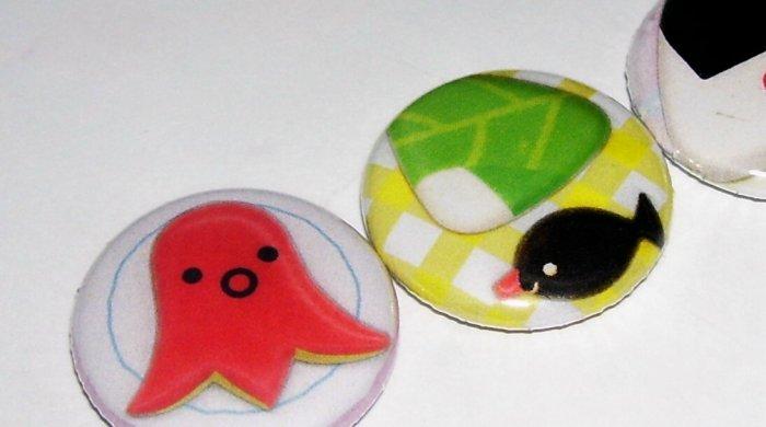 Bento Box - Sushi, Foods - japanese kawaii magnets