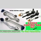Audi A4 A6 Passat Upper Control Arm KIT +2 Tie Rod Assy