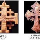 Jerusalem Cross Large Pendants