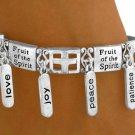 Fruit Of The Spirit - Galatians 5:22 - 23  Bracelet