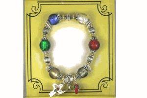 Way of Salvation Christian- Stretch Bracelet