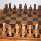 Chinese Wood Chess Set