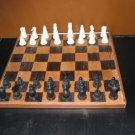 Russian Plastic Chess Set