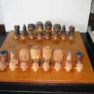 Swedish Trolls Chess Set - Italian Ceramic