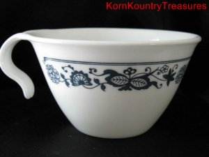 Corelle Corning Old Town Blue Hook Cup