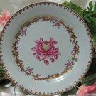 Avon Porcelain Abigail Adams Peabody Museum Plate