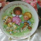 Avon Mothers Day Plate 1983