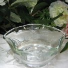 Indiana Glass Flared Small Salad Bowl