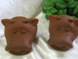 Silicone Oven Mitts Grabbers Cow