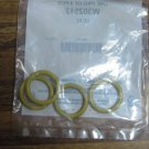 """Ford OEM Yellow """"O"""" Rings New W302512"""