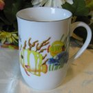 Otagiri Tropical Fish Mug Cup Sheila Brown