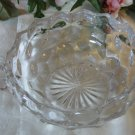 Fostoria Clear American Candy Nappy Dish