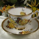 Rosina Queens English Roses Cup Saucer Set