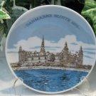Danmarks Slotte Shakespeares Hamlet Plate