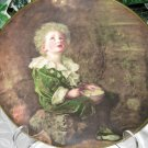 Pear's Series BUBBLES Collector Plate Crown Stafforshire