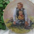 Papas Boy Vel Miller Plate Fairmont