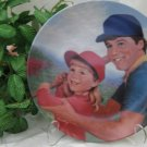 Batter Up A Fathers Love Betsey Bradley Plate