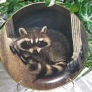 Babes in the Woods Baby Bandit Sally Miller Plate
