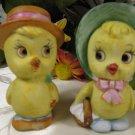 Chicks Bright Eyes Salt Pepper Shakers