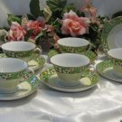 SL 1163 China Cup and Saucer Sets