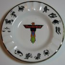 Thunderbird Zodiac Ashtray