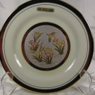 Art of Chokin Plate Hummingbird