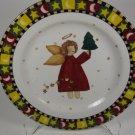 Gathering of Angels Plate 2 Debbie Mumm Sakura
