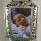 Malden Pewter Baby's Baptism Frame NIB