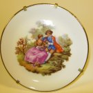 Limoges France Decora Miniature Plate