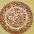 Royal China Red Willow Ware B&B Plate