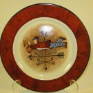 Susan Winget JC Penny Home Collection Plate