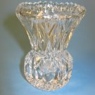 Princess House Bavarian Crystal Toothpick Holder Vase