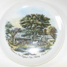 Autumn in New England Cider Making Currier & Ives Plate