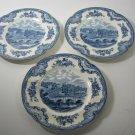 Johnson Brothers Old Britain Castles B&B Plates