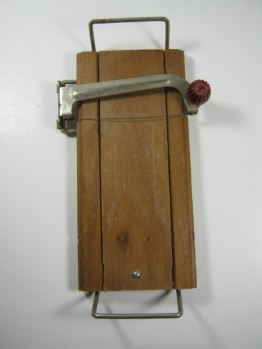 Vintage Cheese Slicer Board