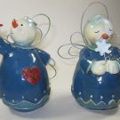 Snow Angel Figurines Christmas