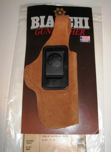 Bianchi Holster 6X IWB Suede RH Glock